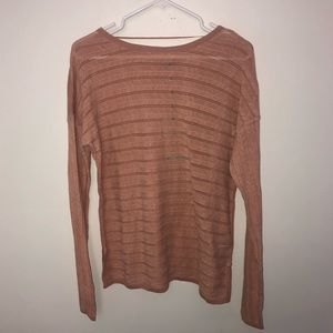NWT Prana Madeline Sweater Champagne